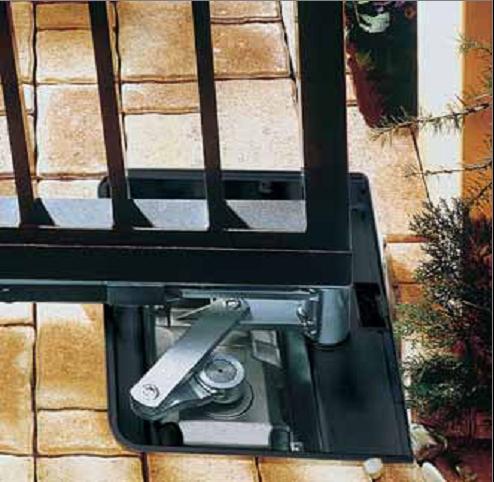 motoriduttori per cancelli scorrevoli RIB Urbino